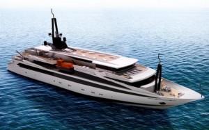 Buchen Sie Ihre eigene Mega-Yacht zum Sonderpreis