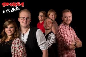 SPÖKES - DIE Band